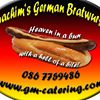 Joachims German Bratwurst - GM-Catering