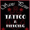 Sans Peur Tattoo & Piercing