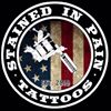 Stained In Pain Tattoos