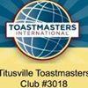 Titusville Toastmasters