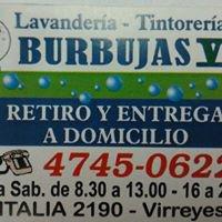 Burbujas V lavanderia y tintoreria