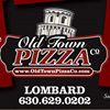 Old Town Pizza Co. Lombard