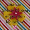 Bunties Gifts and Bunting