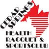 Cedar Springs Health Racquet & Sportclub in Burlington