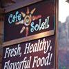 Cafe Soleil Zion