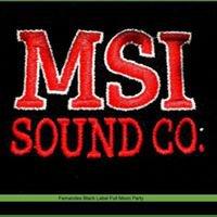 MSI SOUND Co. Trinidad