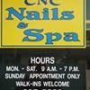CNC Nails & Spa
