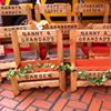 Barry's Personalised Wooden Planters