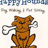 Happy Hounds dog walking and pet sitting