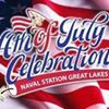 Naval Station Great Lakes July 4th Celebration