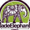 Jade Elephant Beads