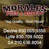 Morales Feed, Supply & Western Wear