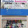 Zhoelala Australia