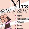 Mrs Sew 'n' Sew