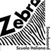 Zebra Snowboard