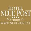 Hotel Neue Post Mayrhofen im Zillertal