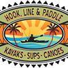 Hook, Line & Paddle Kayaks and Paddleboards