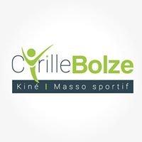 Cyrille Bolze Masso-kinésithérapeute sportif agréé
