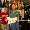 World Famous Fuller's Guitar