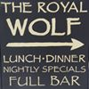 The Royal Wolf