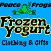 Peace Frogs Frozen Yogurt