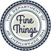 The Department Of Fine Things