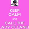 The Lady Cleaner