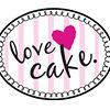 Love cake catering