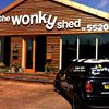 The Wonky Shed