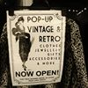 Pop up Vintage and Retro