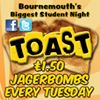 Toast Bournemouth