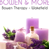 Bowen Therapy - Wakefield.