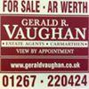 Gerald R Vaughan Estate Agents
