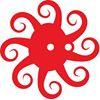 Red Octopus Pop Up Fair
