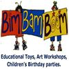 Bim Bam Boom Educational Toys, Art Classes and Birthday Parties