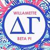 Delta Gamma, Beta Pi - Willamette University