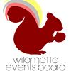 Willamette Events Board