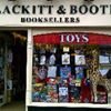 Plackitt & Booth Booksellers
