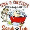 Spike and Chester's Scrub Tub Self Serve Dog Wash