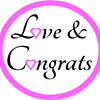 Love & Congrats - Gifts That Say It All