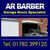 A R Barber Garage Doors