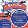 Heywood 1940s Day