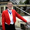 Stephen T. Sanders (Toastmaster and MC)
