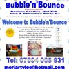 Bubble&Bounce - Hot Tub Hire Wales
