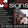 Abbey Signs, Devon