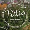 Putia Pure Food Kitchen,  Pantry, Cooking School by Chef Dominique Rizzo