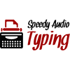 Speedy Audio Typing