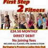 First step 2 fitness  Darlington