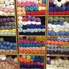 Wool and Advice at Bernina
