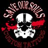 Save Our Souls Custom Tattoos